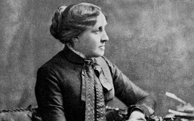 Louisa May Alcott Wants You to Vote