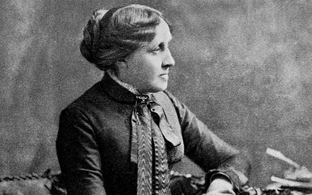Louisa May Alcott Wants You to Vote - A virtual celebration of the 19th Amendment Centennial