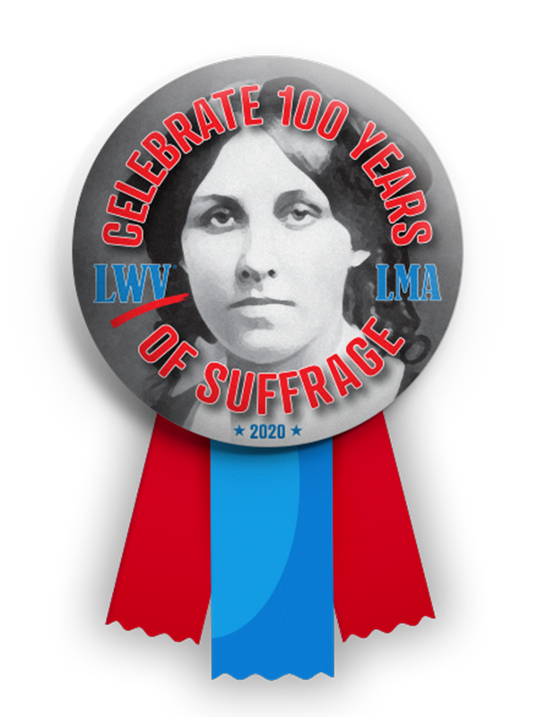 Celebrating 100 years of Suffrage